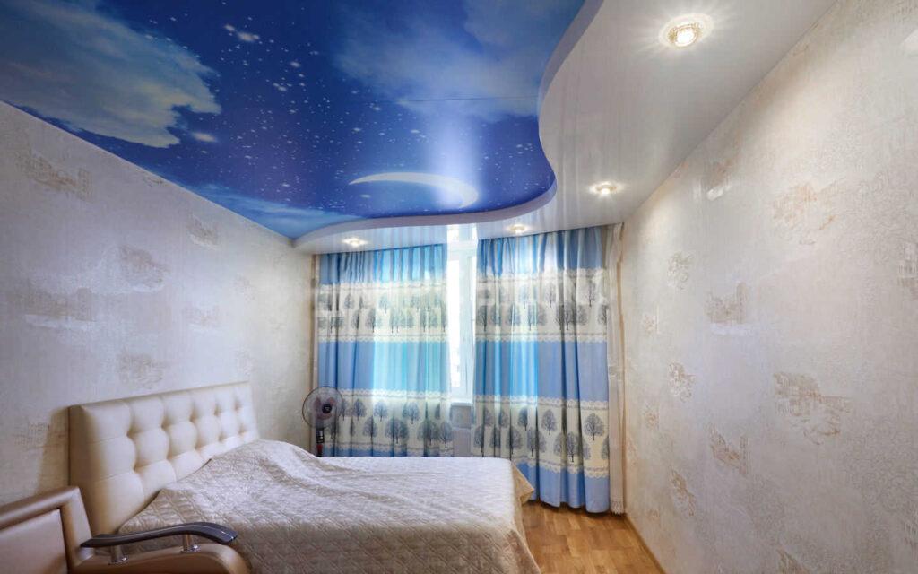 Софиевка натяжные потолки