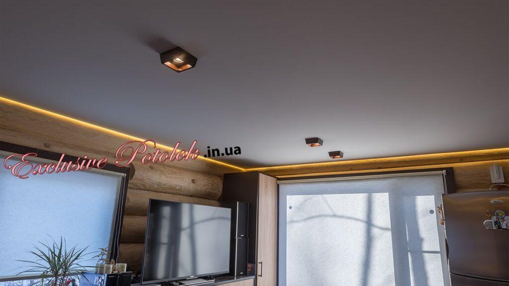 Парящие натяжные потолки Кривой Рог фото галерея картинки изображения Парящі натяжні стелі Кривий Ріг